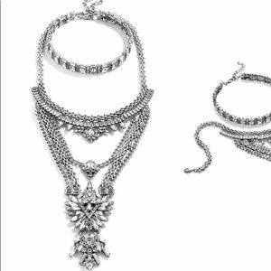 BaubleBar Necklace & Choker Set
